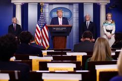 Trump lëshon paralajmërimin e frikshëm gjatë