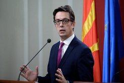 Pandemia e COVID-19, Presidenti maqedonas del me reagim të fuqishëm