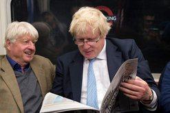 Informohet vetëm nga lajmet për djalin, babai i Boris Johnson bën
