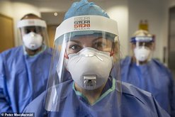 Vodhi tre maska kirurgjikale në spital, e pëson keq 34-vjeçari