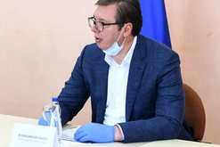 Djali i presidentit Vuçiç infektohet me koronavirus