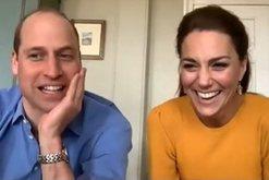 Të qeshur dhe në formë perfekte, William dhe Kate dalin për