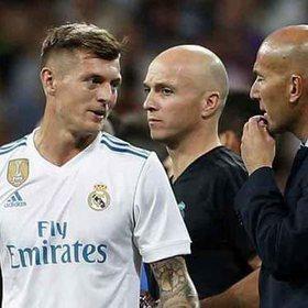 """Toni Kros po jeton """"rininë e dytë"""", Zidane i zgjati"""