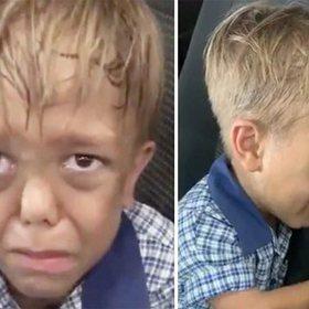 Video-ja prekëse e 9-vjeçarit që kërkonte të vriste