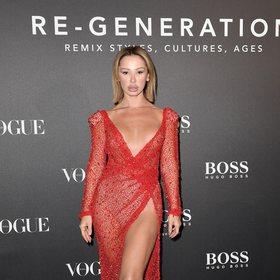 Shkoi në eventin e modës në Milano pa të brendshme? Aurela