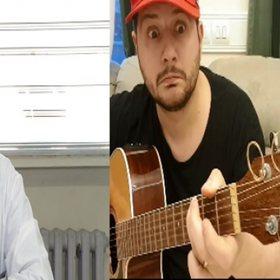 Nuk duhet humbur! Ermal Mamaqi i kushton këngë Pëllumb PIPEROS