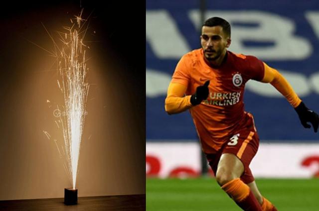 Incident i frikshëm në festën për Vitin e Ri, futbollisti i
