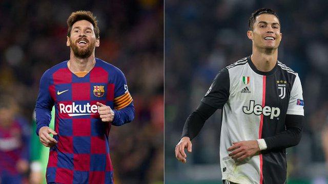 Leo Messi dhe Ronaldo mund të përballen në Champions League