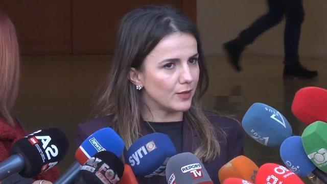 """""""Do luftoj deri në fund"""", Rudina Hajdari 'thumbon'"""