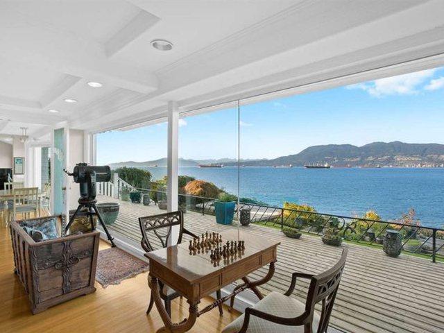 FOTO/ Brenda shtëpisë 25 milionë euro në Kanada ku do