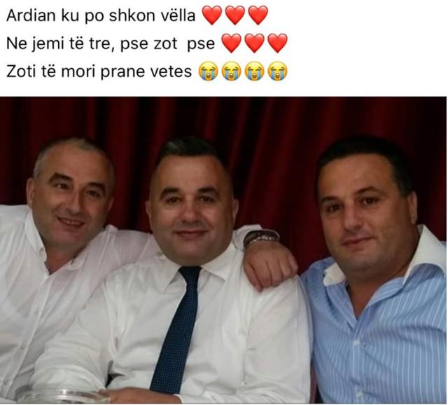 Humbi vëllain sot në aksidentin e frikshëm në Librazhd,