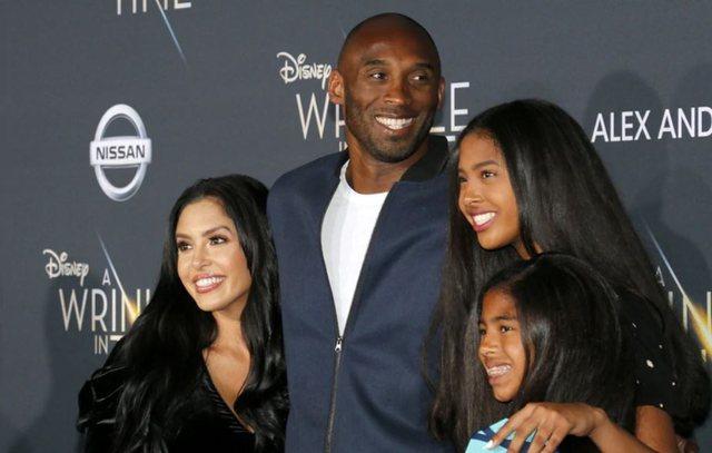 Pakti 'sekret', Kobe Bryant dhe gruaja e tij nuk fluturonin