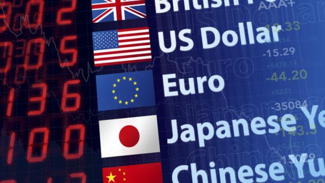 Shikoni me sa këmbehet euro, dollari dhe paundi britanik