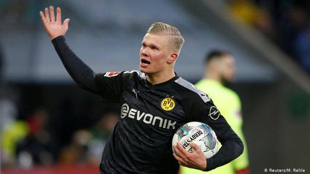 7 gola në vetëm 136 minuta, sulmuesi i Bortussia Dortmund bën