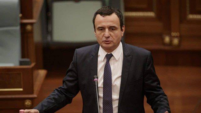 A do hiqet taksa 100 për qind ndaj Serbisë? Albin Kurti