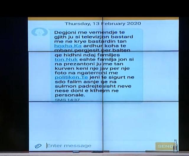 Zbardhet mesazhi tronditës në celularin e Artan Hoxhës: Do e