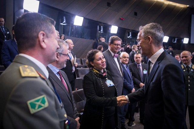 NATO zbarkon në Tiranë pas propozimit të ministres Olta