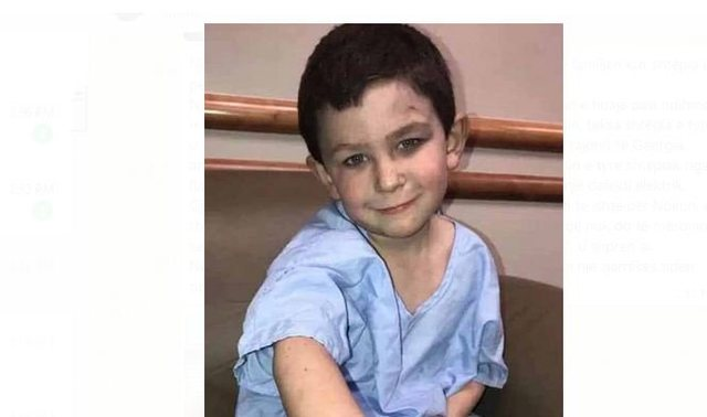 5-vjeçari hero bën xhiron e mediave të huaja! Shpëton