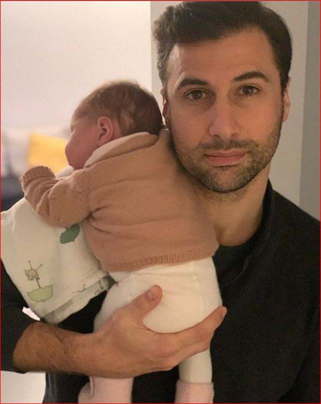 Para pak kohësh u bë baba për herë të dytë, Lorik