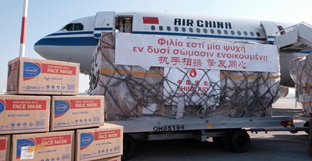 Kina i dërgon shtetit fqinj 1 milionë maska kirurgjie dhe ndihma