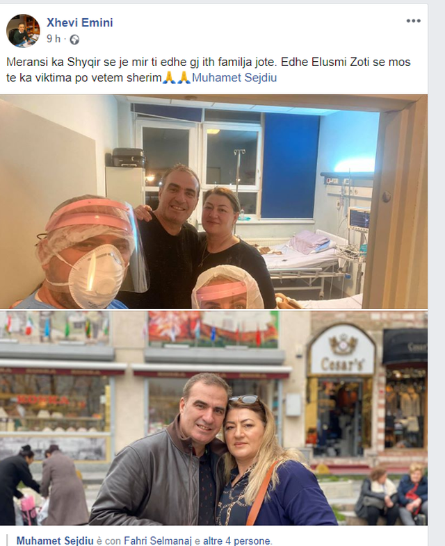 """""""Lajm i gëzueshëm"""", këngëtari i njohur shqiptar"""