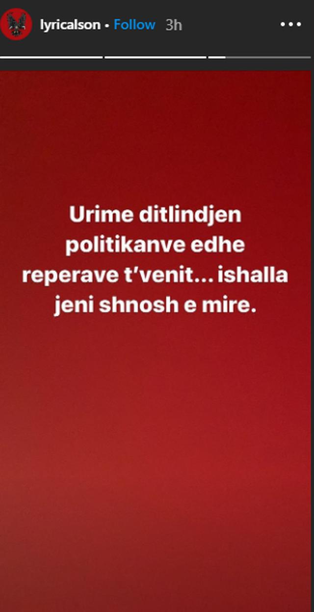 Këngëtari i njohur shqiptar i habit të gjithë me postimin e