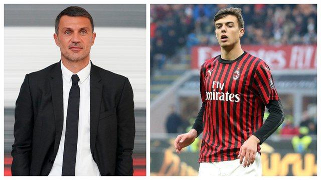 U infektuan me COVID-19, Paolo Maldini dhe djali i tij marrin super lajmin