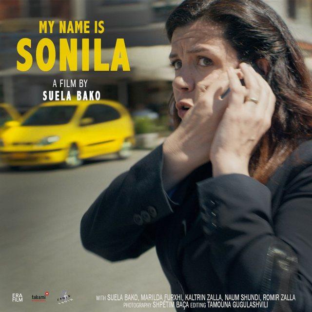 """""""My name is Sonila"""", me një histori shqiptare në"""