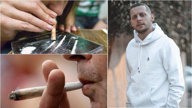 """""""Vipat konsumojnë drogë në ish-Bllok"""", Graciano"""