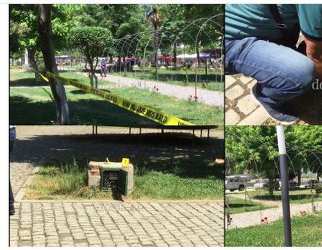 E rëndë/ Vdekja e 5-vjeçarit në zbukurimet e parkut
