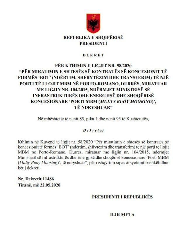 Ditmir Bushati ngriti akuza për lidhje me oligarkë, Meta nuk ndalet i