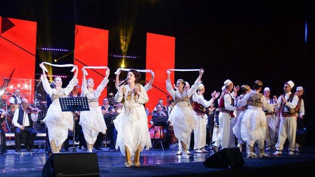 Tradita dhe trashëgimia muzikore, në koncertin me Merita Halilin dhe