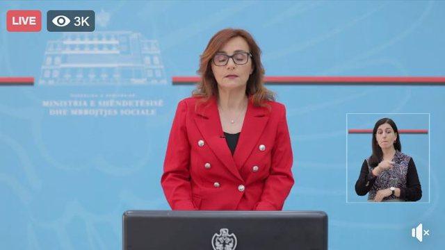 Rëndohet situata,  25 raste të reja me COVID-19 në Shqipëri