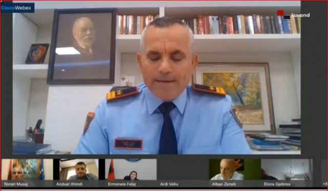 Drejtori i Përgjithshëm i Policisë zbulon për herë