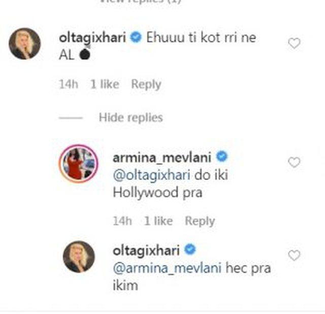 """""""Ti kot rri në Shqipëri"""", aktorja e njohur i zbulon"""