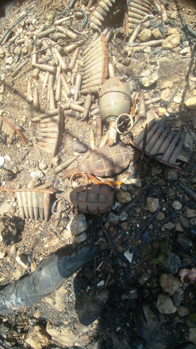 Banorët gjejnë fishekë dhe granata në Shkodër, forcat