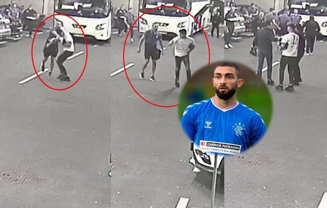 Eros Grezda godet me grusht në kokë futbollistin kroat, ja arsyeja