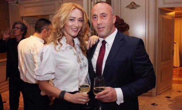 'Leku letër' për bashkëshorten e Ramush Haradinaj,