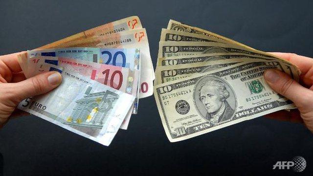 Euro e dollari në rënie, ja me sa këmbehet monedha e huaj sot