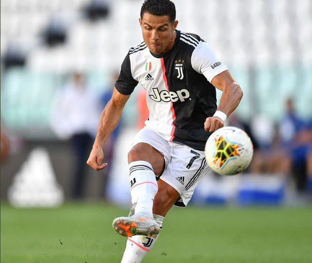 VIDEO/ Ronaldo shënon supergol ndaj Torinos, pamjet bëjnë xhiron