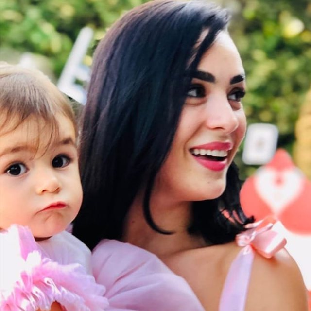 Vogëlushja e tyre festoi ditëlindjen e 2-të, Xhensila dhe Besi i