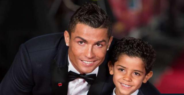 Djali i Cristiano Ronaldos hyn në telashe me policinë, ja fotoja