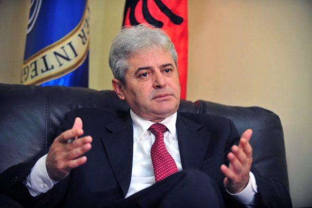 Maqedonia e Veriut me kryeministër shqiptar? Ali Ahmeti tregon 'vijat