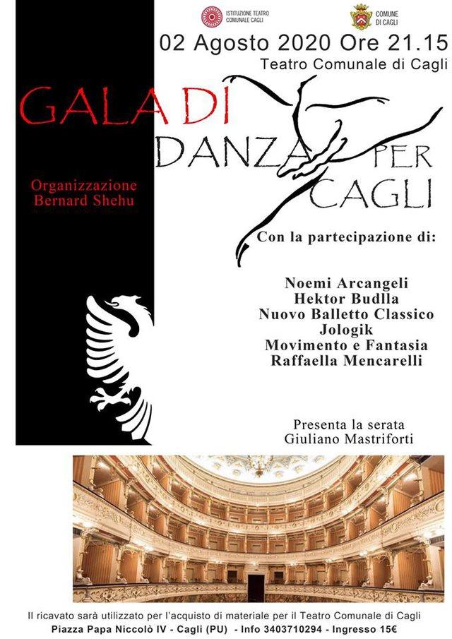 Balerini i njohur shqiptar, Bernard Shehu organizon mbrëmje gala më 2