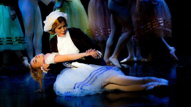 """Baleti """"Zhizel"""", solistja Ledia Sulaj: Një vepër e punuar"""
