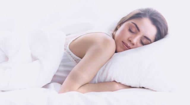 Një truk i thjeshtë gjatë verës si të flini