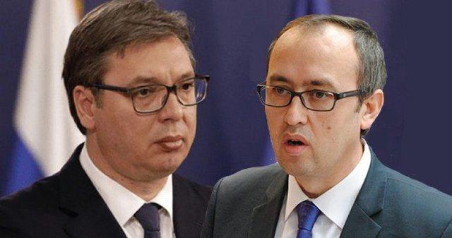 Befason politikani serb: Vuçiç i gatshëm të njohë