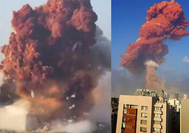 Qindra të plagosur nga shpërthim i fuqishëm në kryeqytetin e