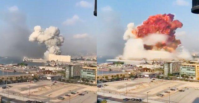 Shpërthimi i fuqishëm në Bejrut me pasoja katastrofike, vjen
