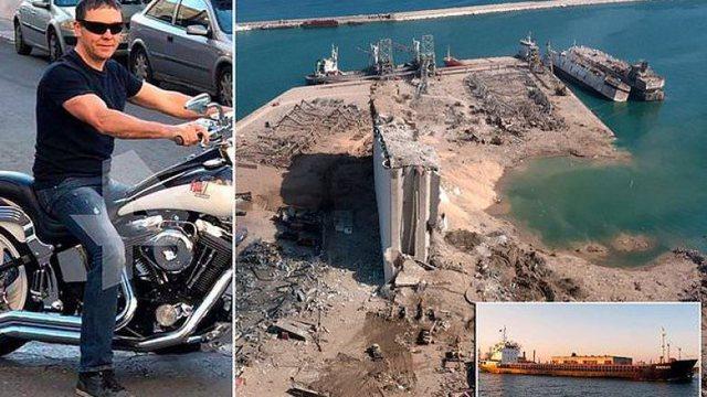 Eksplozivët e tij 'hodhën në erën' Bejrutin duke